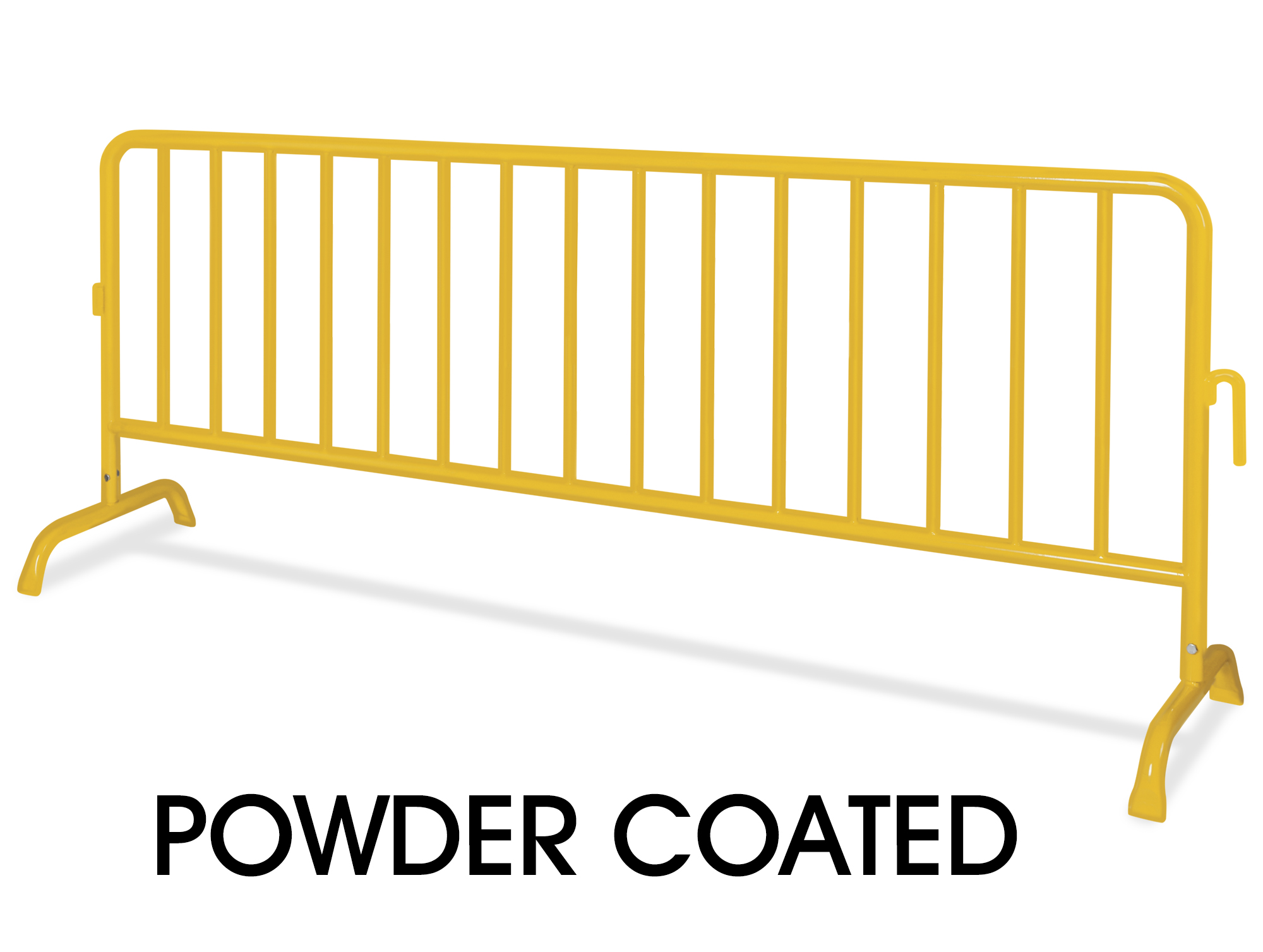 Powder Coated