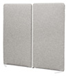 Zippered Office Panels