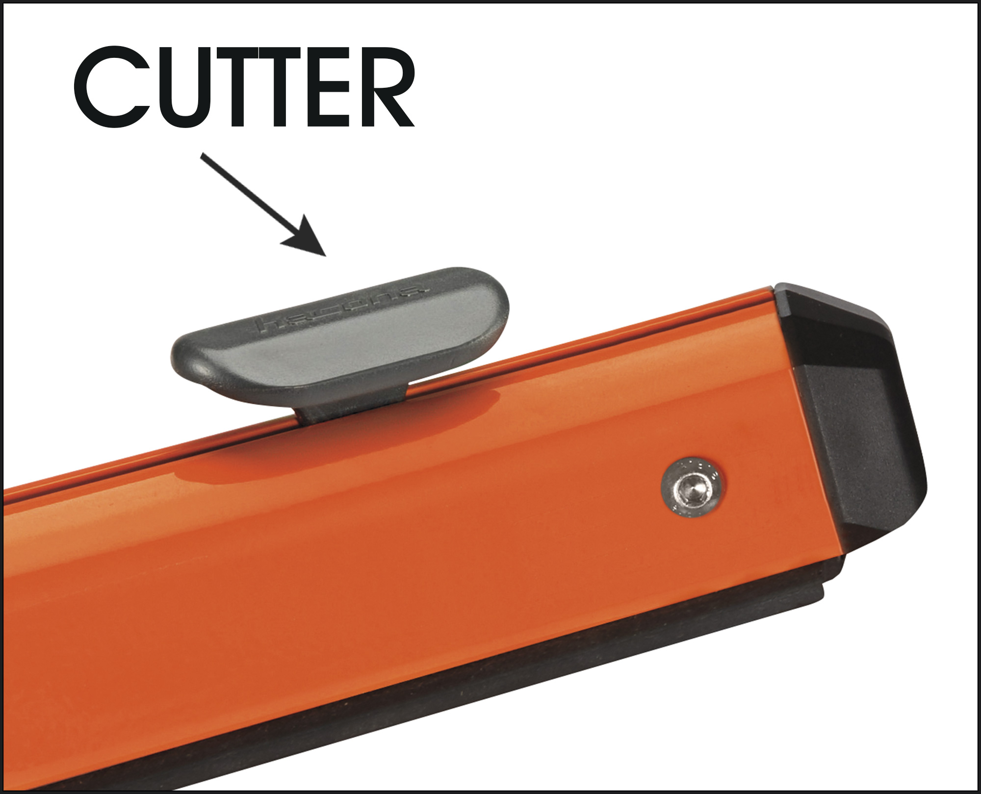 Deluxe Foot-Operated Sealer with Cutter