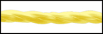 Twisted Polypropylene Rope