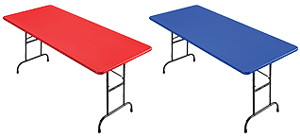 Deluxe Folding table