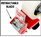 Retractable Blade