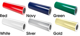 Gift Wrap Colors: Red, Navy, Green, White, Silver, Gold