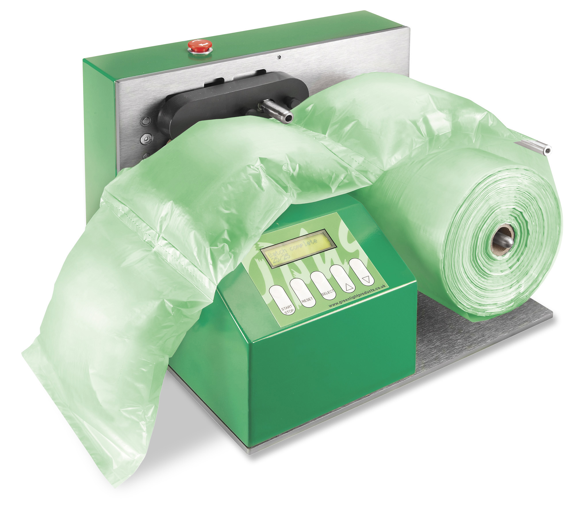 Uline Air Pillow Machine