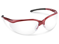 Redhawk Safety Glasses with Clear Lens