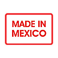 Made In Mexico Labels