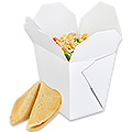Microwaveable Chinese Take-Out Boxes