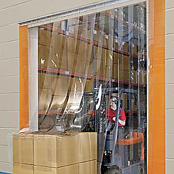 Vinyl Strip Doors Vinyl Strip Door Kits In Stock Uline