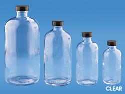 Amber Glass Bottles Amber Bottles In Stock Uline