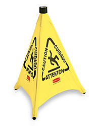 Rubbermaid 174 Pop Up Safety Cone 20 Quot H 1931