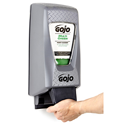 Gojo 174 Wall Mount Dispenser 2 000 Ml Black H 3043