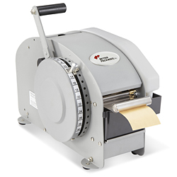 Better Pack Manual 333 Plus Kraft Tape Dispenser - YouTube