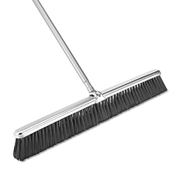 Heavy Duty Broom With Handle 30 Quot H 797