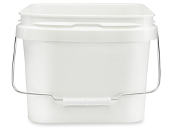 Square Pail 2 Gallon S 20602 Uline