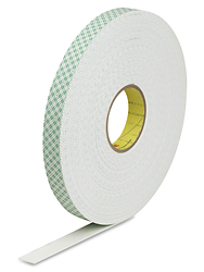 3m 4016 Industrial Double Sided Foam Tape 1 Quot X 36 Yds S