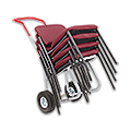 Stackable Chair Hand Truck